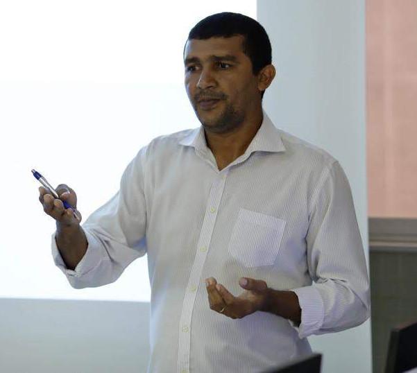 Foto perfil do Professor